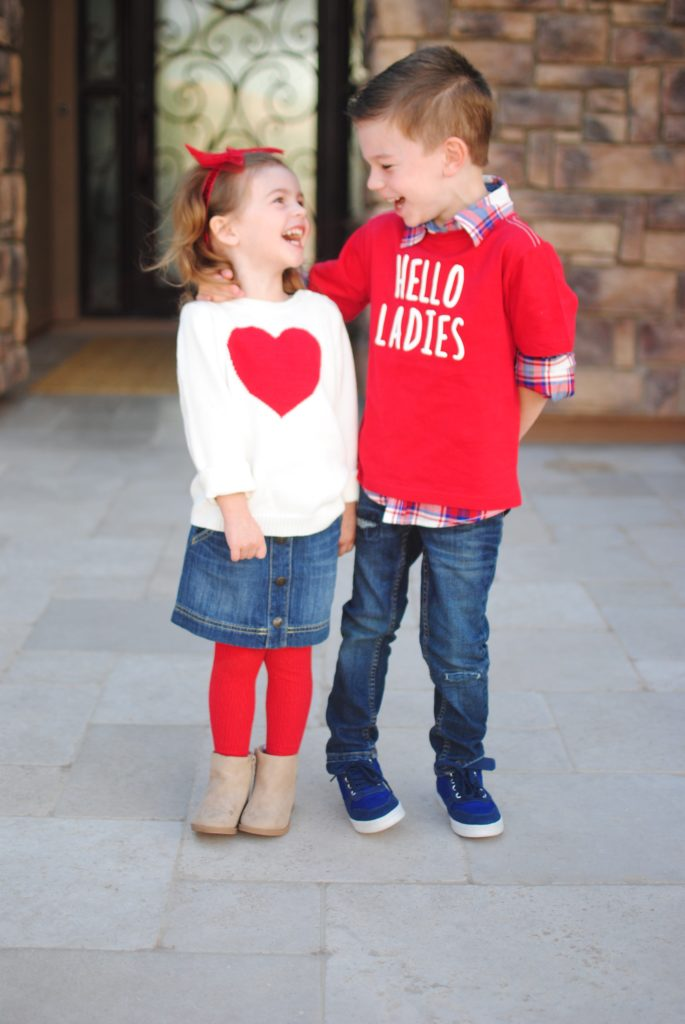 Crazy Cute Valentine S Day Outfits From Crazy 8