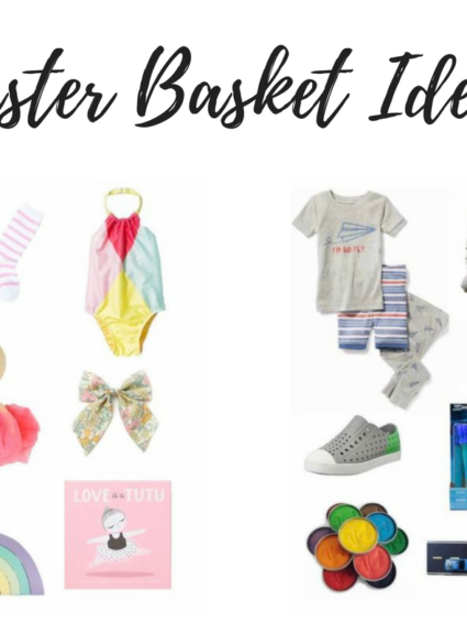 Easter basket fillers for girls and boys